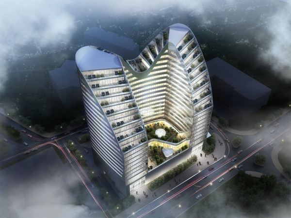 Park Place - Real Estate Development in Ulaanbaatar, Mongolia